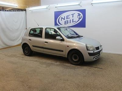 begagnad Renault Clio II 1.2 16v 5dr 75hk