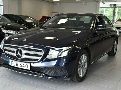 begagnad Mercedes E220 E 220 d 4M4Matic