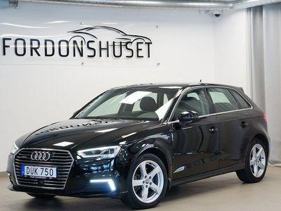 begagnad Audi A3 e-tron 1,4 TFSI 204HK / SVENSKSÅLD