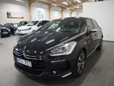 begagnad Citroën DS5 2,0 HDI Aut (navigation) -14