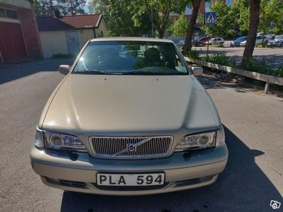brugt Volvo S70 2.4 / Halvskinn /Manuell -00