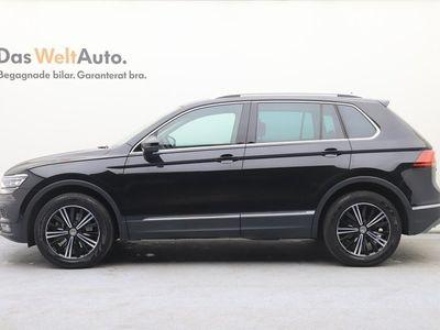 begagnad VW Tiguan TDI190 DSG/Executive/Värmare/Drag