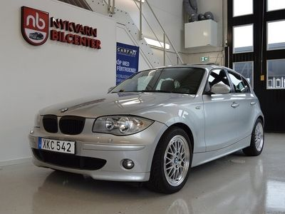 begagnad BMW 120 i Steptronic Advantage 150hk