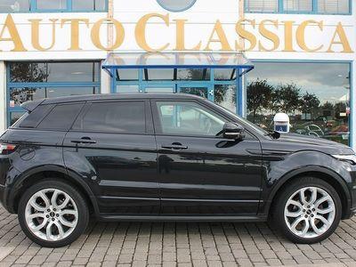 usata Land Rover Range Rover evoque SD4 Dynamic, Prestige