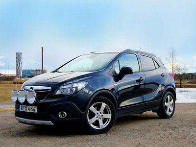 begagnad Opel Mokka