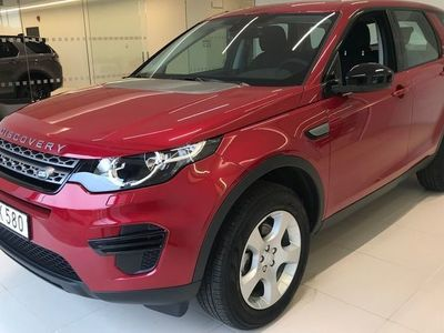 used Land Rover Discovery Sport 2.0L DSL I4 2WD TL1 - PURE 150HK