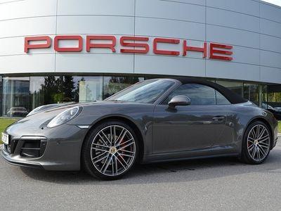 begagnad Porsche 911 Carrera GTS 991 Cabriolet PDK Eur -17