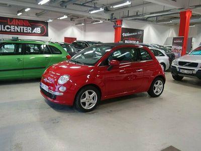 begagnad Fiat 500C 1.2 Cab Motorvärmare Kamrem bytt