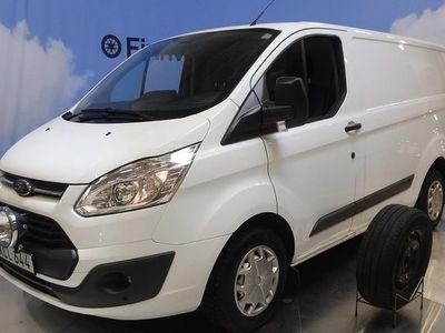 begagnad Ford Custom TransitL2. v-hjul d-värmare 2016, Transportbil 175 000 kr