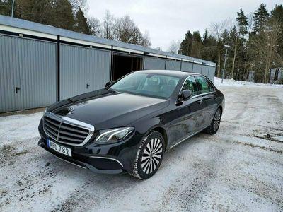 begagnad Mercedes E220