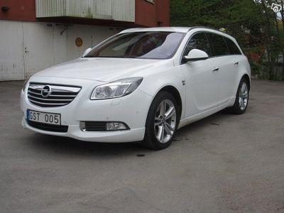 brugt Opel Insignia 4x4 diesel aut, K -13