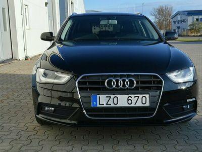begagnad Audi A4 Avant 2.0 TDI Proline Drag 6 mån Garanti