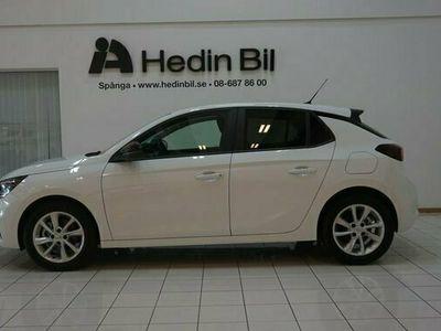 begagnad Opel Corsa 1,2 ELEGANCE E6 2020