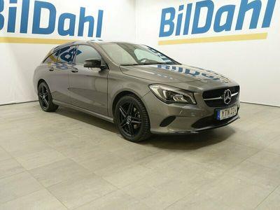 begagnad Mercedes CLA220 Shooting Brake 4MATIC 7G-DCT Euro 6 184hk
