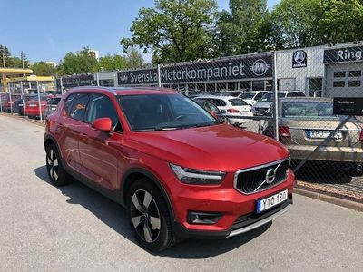 brugt Volvo XC40 D3 AWD Geartronic Momentum Euro 6 -19