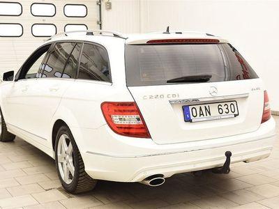begagnad Mercedes C220 CDI 4Matic* 170hk NAVI / AUT