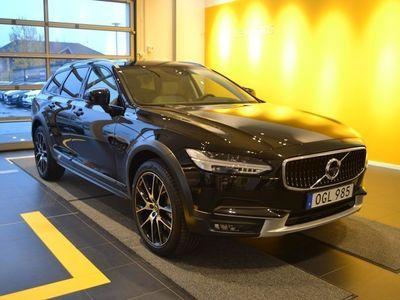 usado Volvo V90 CC D5 AWD Pro Edition Luftfjädring Topp utrustad
