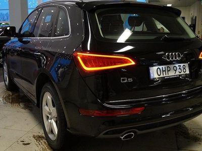 gebraucht Audi Q5 Quattro 2.0 TDI EU6 S-tronic 2017, SUV 339 000 kr