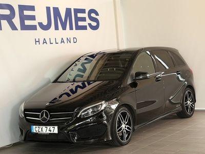 begagnad Mercedes 180 Benz B Amg Sport 7G-DCT 2017, Personbil 194 500 kr