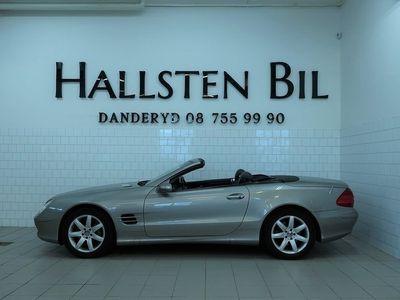gebraucht Mercedes 500 SL-Klass7G-Tronic | Lågmil | Keyless | Exklusive-Läder