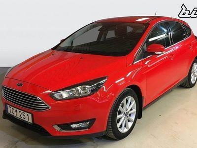 used Ford Focus 1.0 100 Titanium 5-d -16