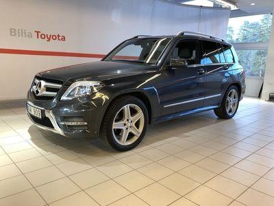 begagnad Mercedes GLK220 CDI 4M 4MATIC
