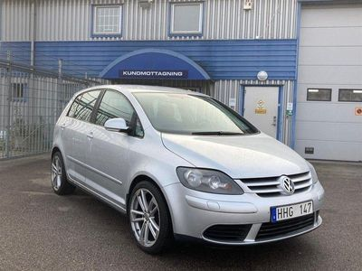 begagnad VW Golf Plus 1.4 TSI DSG AUTOMAT 140HK Design