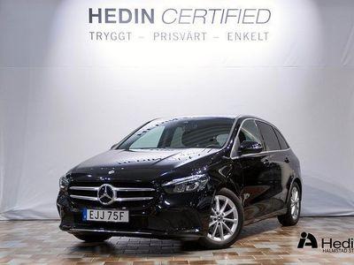 begagnad Mercedes 200 Benz B d VINTERHJUL & BACKKAMERA 2019, Personbil 269 900 kr