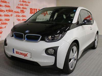 begagnad BMW i3 94 Ah REX Automat Comfort Advanced Euro 6 170hk