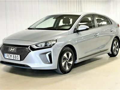 begagnad Hyundai Ioniq Hybrid