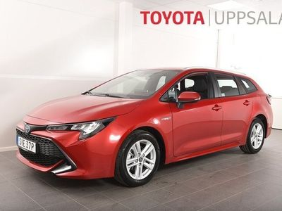 begagnad Toyota Corolla Touring Sports Hybrid 1,8 Elhybrid Kombi Active