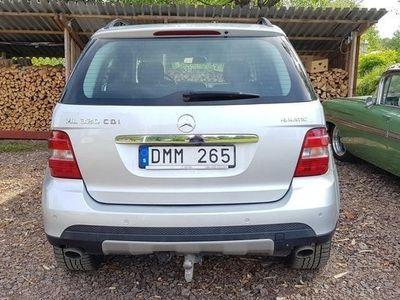 begagnad Mercedes ML320 CDI 4matic