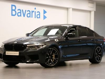 begagnad BMW M5 Competition Ny 2020, Sedan 1 089 700 kr