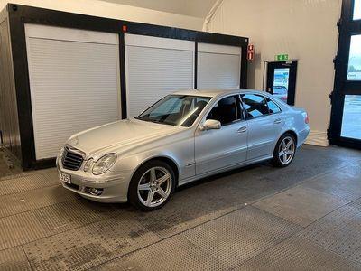 begagnad Mercedes E320 CDI 4MATIC Aut 224hk