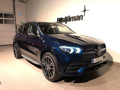 begagnad Mercedes 300 GLE BenzD 4MATIC SUV AMG FÖRARASSISTENT BURMESTER 2019, SUV 799 000 kr