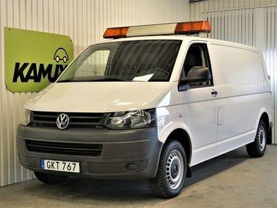 begagnad VW Transporter T5 2.0 TDI (102hk) -12