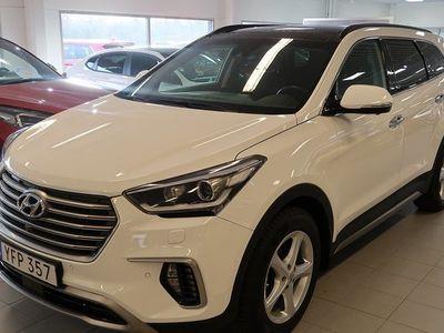 begagnad Hyundai Santa Fe Grand 2.2 CRDi-R A6 4WD Premium Plus-7 2017, SUV 297 000 kr