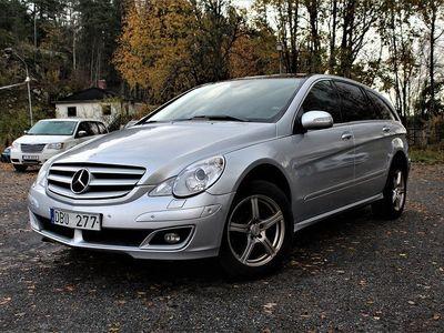 begagnad Mercedes R350 4MAT