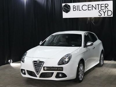 begagnad Alfa Romeo Giulietta 2.0 JTDM 16V Distinctive 150hk