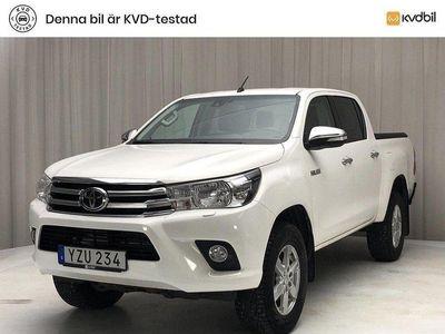 begagnad Toyota HiLux 2.4 D 4WD (150hk)
