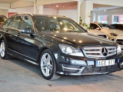 begagnad Mercedes 180 Benz C AMG Gps Aut Drag 2013, Personbil 164 900 kr