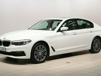 begagnad BMW 530 e xDrive iPerformance Sport Line Soft Close DA+