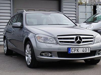 usata Mercedes 320 C-KLASST CDI 7G-Tronic 224hk