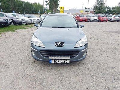 begagnad Peugeot 407 SW 2.0 HDi 136hk
