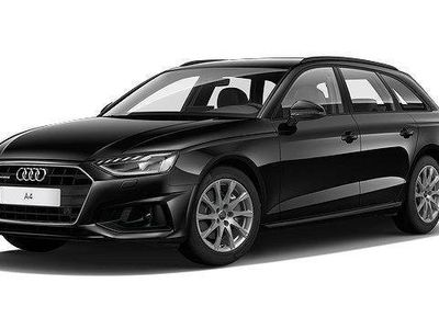 begagnad Audi A4 40 TDI quattro Avant S Tronic Pro Li