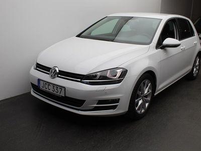 begagnad VW Golf 1,4 TSI 150 GT / Pluspaket / Dragpaket
