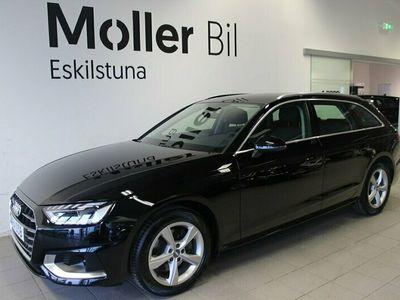 begagnad Audi A4 Avant 40 TFSI PROLINE ADVANCED VÄRMARE DRAG 2020, Kombi Pris 329 000 kr
