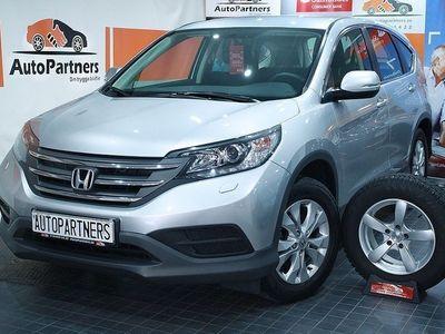begagnad Honda CR-V 2.0 i-VTEC 155hk NYSKICK 4000mil