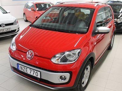 begagnad VW up! CROSS !