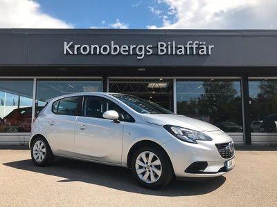 begagnad Opel Corsa 5-dörrar 1.4 Euro 6 90hk Dragkrok